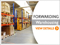 Forwarding. Warehousing.